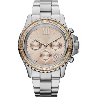 Michael Kors Everest Chronograph Rose/Silver Mk5870