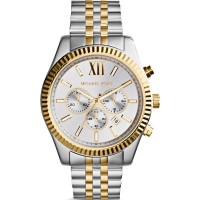 Michael Kors Lexington misto com dourado - Mk8344