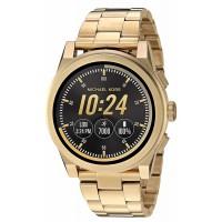 Smartwatch Michael Kors Access Graysson dourado Mkt5026