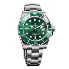 Rolex Submariner todo verde automatico