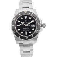 Rolex Submariner preto automatico